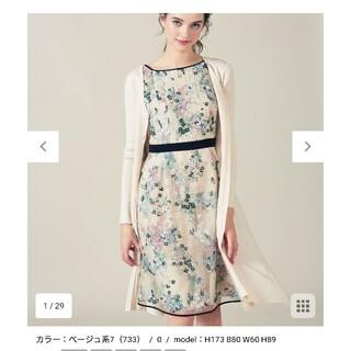 TOCCA - TOCCA サンレイ 即完売ベージュ レア 00
