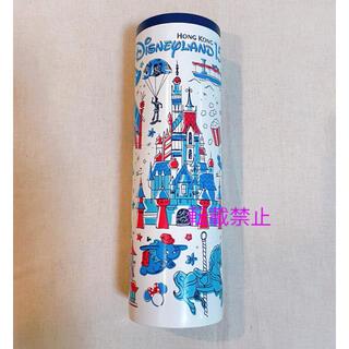 Disney - 香港ディズニー 15周年記念 スターバックス コラボ タンブラー スタバ 水筒