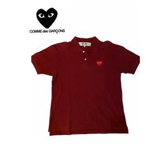 コムデギャルソン(COMME des GARCONS)のポロシャツ コムデギャルソン(ポロシャツ)