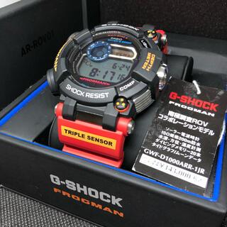 G-SHOCK - 即発送 GWF-D1000ARR-1JR 南極調査 コラボモデル フロッグマン