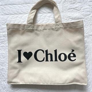 Chloe - クロエ エコバッグ 希少