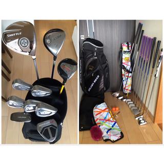 DUNLOP - 大人気ゼクシオ9,7等超豪華レディースゴルフクラブセット10本 豪華おまけ付き