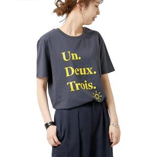 スピックアンドスパン(Spick and Span)の【新品未使用品】Les Petits Basics/ルベーシック tシャツ S(Tシャツ(半袖/袖なし))