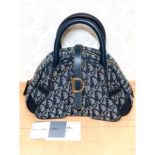 クリスチャンディオール(Christian Dior)のChristian Dior クリスチャン・ディオール  ダブルサドルバッグ(ハンドバッグ)