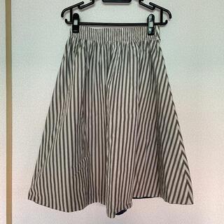 ドアーズ(DOORS / URBAN RESEARCH)のURBAN RESEARCH DOORS リバーシブルスカート(ひざ丈スカート)