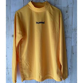 ヒュンメル(hummel)のHummel メンズハイネックインナーシャツ Mサイズ(ウェア)