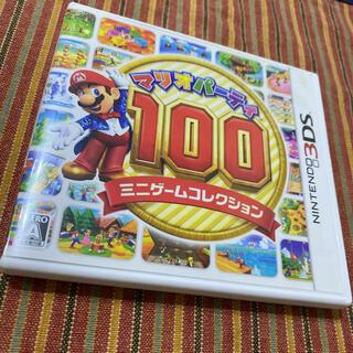 ニンテンドー3DS - 【送料無料!!】マリオパーティ 100 ミニゲームコレクション