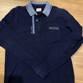 アルマーニ ジュニア(ARMANI JUNIOR)のアルマーニジュニアポロシャツ(Tシャツ/カットソー)