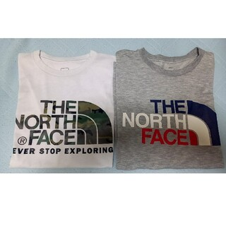 THE NORTH FACE - ノースフェイスTシャツ2枚セット