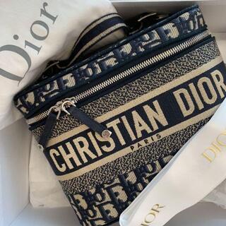 クリスチャンディオール(Christian Dior)のDIOR クリスチャンディオール バニティ ハンドバッグ(ハンドバッグ)