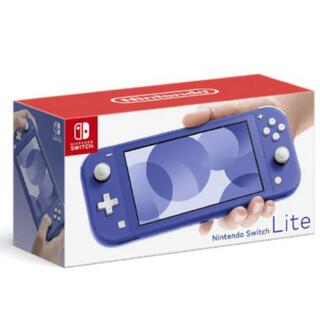 Nintendo Switch - Nintendo Nintendo Switch Lite ブルー