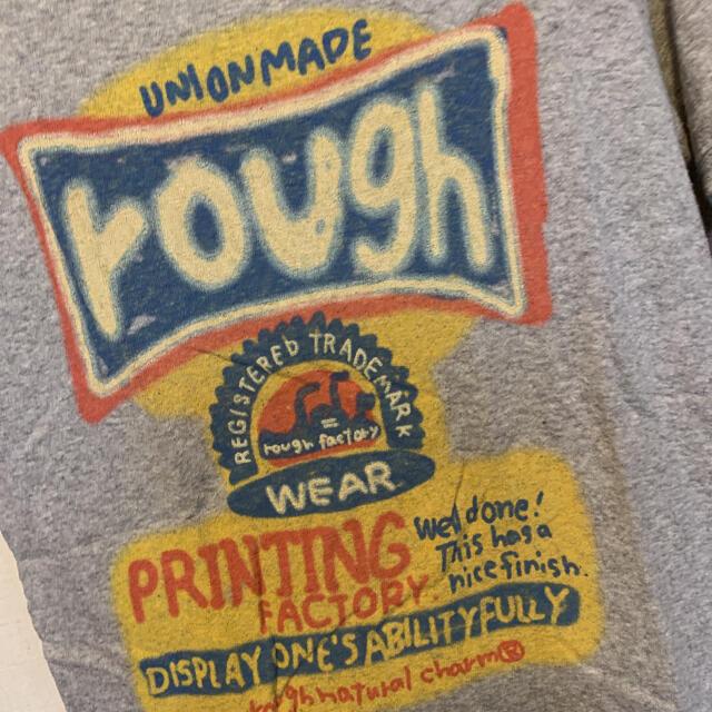 rough(ラフ)のrough ラフロゴTシャツ レディースのトップス(Tシャツ(半袖/袖なし))の商品写真