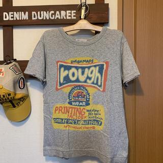 ラフ(rough)のrough ラフロゴTシャツ(Tシャツ(半袖/袖なし))
