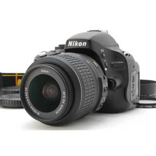 ニコン(Nikon)の★ WiFiでスマホ転送&自撮りOK! Nikon D5100 ★(デジタル一眼)