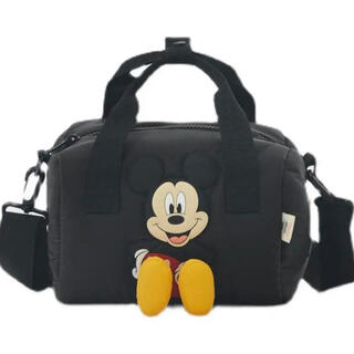 ZARA ショルダーバッグ ミッキーマウス 新品未使用