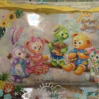 Disney - 【⠀ポーチのみ!】新商品 ダッフィーサニーファン チョコレートポーチ