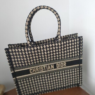 クリスチャンディオール(Christian Dior)のdior ディオール ブックトート スモール ミニ   (トートバッグ)