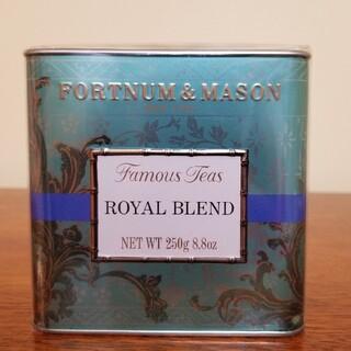 ロイヤルブレンド250gルーズリーフ 紅茶 茶葉 フォートナム&メイソン