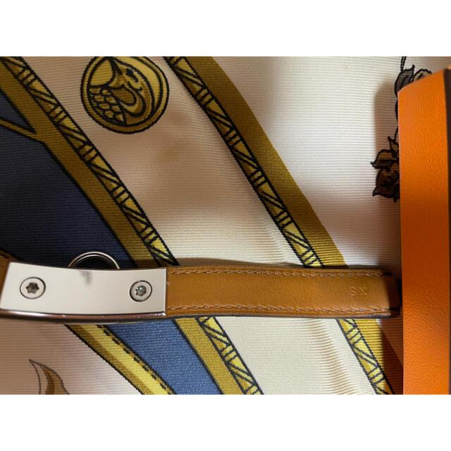 Hermes(エルメス)のHERMES リヴァル ドゥブルトゥール XS ブラック レディースのアクセサリー(ブレスレット/バングル)の商品写真