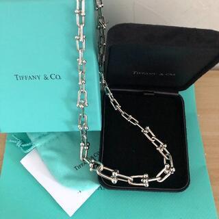 Tiffany & Co. - ティファニーハードウェアネックレス シルバー