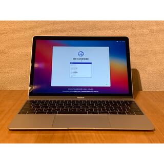 マック(Mac (Apple))のAPPLE MacBook MACBOOK MNYH2J/A 8GB 256GB(ノートPC)