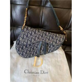 クリスチャンディオール(Christian Dior)のDIORクリスチャン ディオール サドルバッグ(ショルダーバッグ)