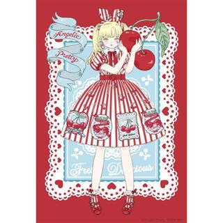 アンジェリックプリティー(Angelic Pretty)のCherry Stampポストカード(写真/ポストカード)