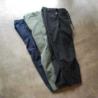 THE NORTH FACE - THE NORTH FACE PURPLE LABELSHIRRED PANT