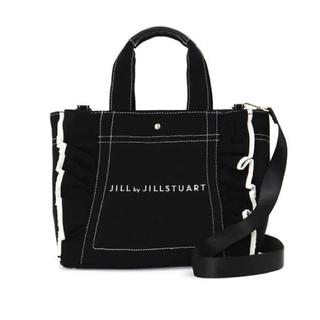 JILL by JILLSTUART - 【新品】平日限定値下げ ジルバイジルスチュアート フリルトート