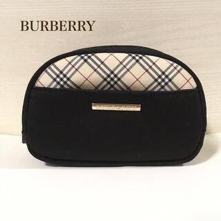 BURBERRY - ●新品・未使用●BURBERRY ポーチ ノバチェック