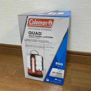 コールマン(Coleman)の新品未使用 Coleman コールマン QUAD クアッド マルチランタン(ライト/ランタン)