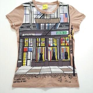 ポールスミス(Paul Smith)の美品 Paul Smith グラフィック 星条旗 ニューヨーク サイズM(Tシャツ(半袖/袖なし))