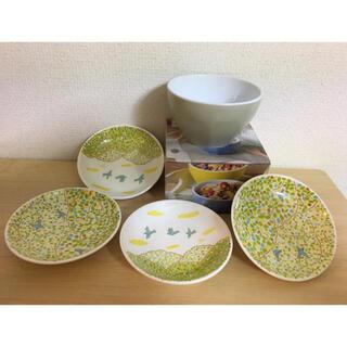 【新品】ガスト限定 小皿4枚セット & フレンテマルチボウル(食器)