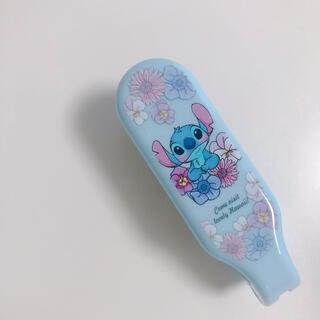 ディズニー(Disney)のスティッチ ヘアブラシ 折りたたみ式(ヘアブラシ/クシ)