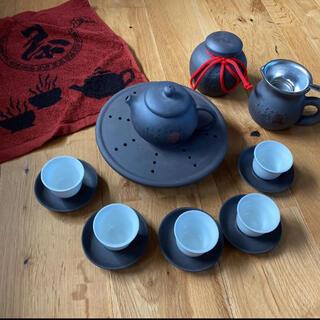 未使用 台湾茶器セット(食器)