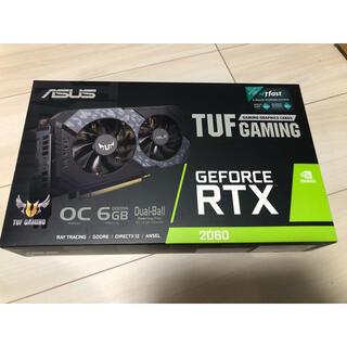 ASUS - GeForce RTX2060 tuf gaming