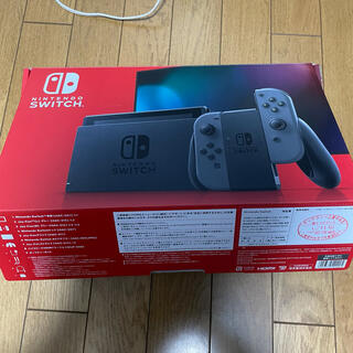 Nintendo Switch - 任天堂スイッチ Nintendo Switch 本体 グレー