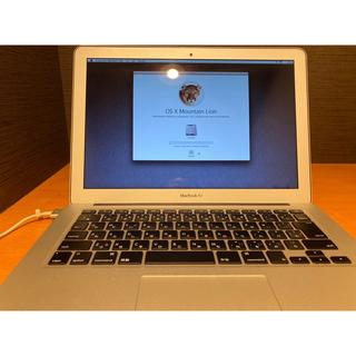Mac (Apple) - Appl MacBook Air 2013 ほぼ未使用 13インチ  128GB