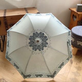 ミナペルホネン(mina perhonen)のミナペルホネンforst wing 日傘(傘)