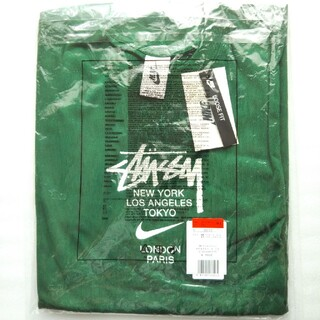 STUSSY - 新品 未使用 未開封 NIKEナイキ×STUSSYステューシー Tシャツ