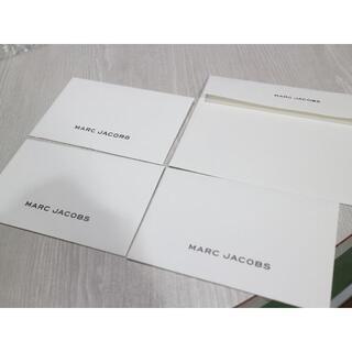 マークジェイコブス(MARC JACOBS)のMARC JACOBS マークジェイコブス 封筒 カードケース レター 4枚組(その他)