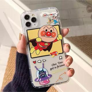 アンパンマン(アンパンマン)の蝶羽様専用 新品未使用 アンパンマン iPhone12promax カバー(iPhoneケース)