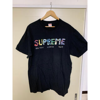 Supreme - supreme rocks Tee Lサイズ