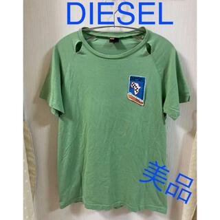 DIESEL - 美品 DIESEL ディーゼル  Tシャツ Mサイズ