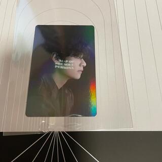 防弾少年団(BTS) - BTS  Concept  PhotoBook 写真集ホログラムトレカ テヒョン