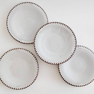 小皿 豆皿 プレート 4点 セット(食器)