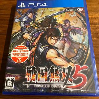 PlayStation4 - 未開封新品 戦国無双5 PS4