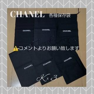 CHANEL - CHANEL  各種保存袋/非売品