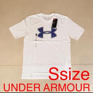 UNDER ARMOUR - 【SM】新品 アンダーアーマー ビッグロゴ Tシャツ
