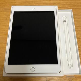 Apple - 【美品】iPad mini 5 wi-if 64GB  pencil付